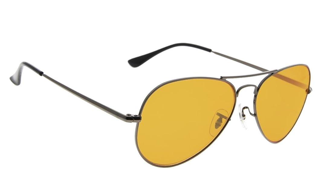 Sleep Better Eyeglasses - Blue Blocking Reading Glasses for Computer TV Phone