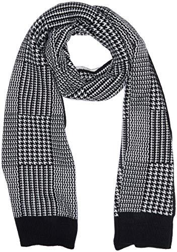 OPUS Damen Aglenda scarf Schal, Schwarz (black 900), One Size