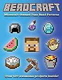 Beadcraft: Minecraft-themed Fuse Bead Patterns