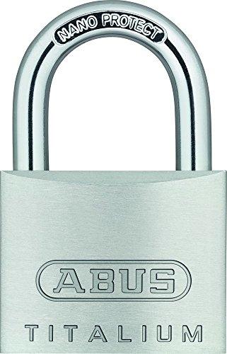 Preisvergleich Produktbild Abus Security-Center Titalium-VHS Vers. SCHL. SB Verpackt Hoher Bügel 30mm,  64TI / 30HB60 B / DFNLI