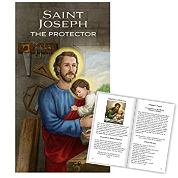 Daily Devotions for Men St Joseph The Protector Devotional Be Prepared Dad Book Religious Gifts for Catholic Fathers 3.5 x 6.5 Inches