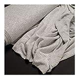 Stoff Baumwolle Polyester Nylon Lurex Single Jersey