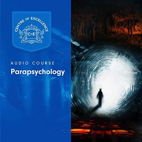 Parapsychology audiobook cover art