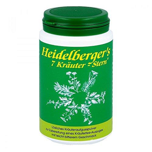 Heidelbergers 7 Kräuter Stern Tee