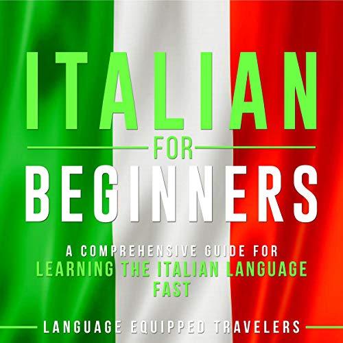 Page de couverture de Italian for Beginners