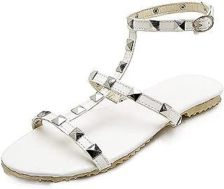 BalaMasa Womens ASL06831 Pu Fashion Sandals