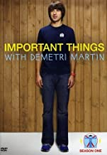 Best important things with demetri martin dvd Reviews