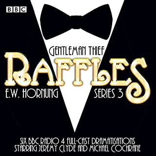 Raffles: Series 3 audiobook cover art