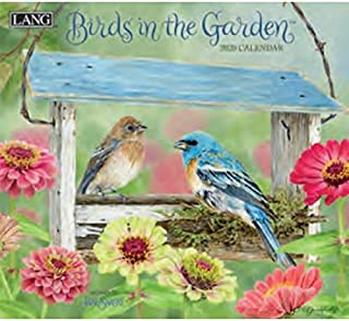 Birds in the Garden 2020 Calendar