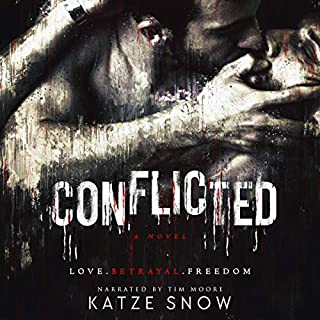Conflicted: A Novel audiobook cover art