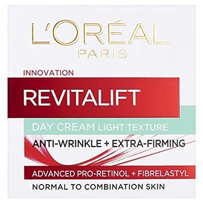 L'Oreal Paris Revitalift Anti-Ageing + Firming Day Cream Light Texture 50 ml