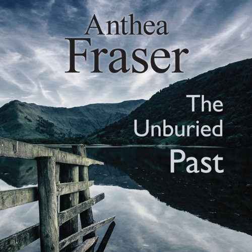 The Unburied Past audiobook cover art