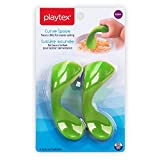 Playtex Baby Curve Early Self-Feeding Spoons, Right-Handed, 2 Pack