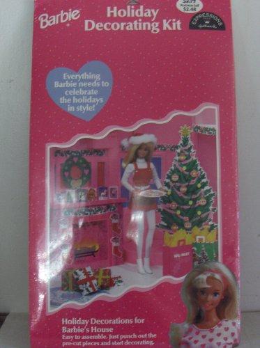 Barbie Holiday Decorating Kit