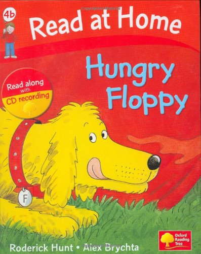 Read at Home: 4b: Hungry Floppy Book + CD (Read at Home Level 4b)の詳細を見る