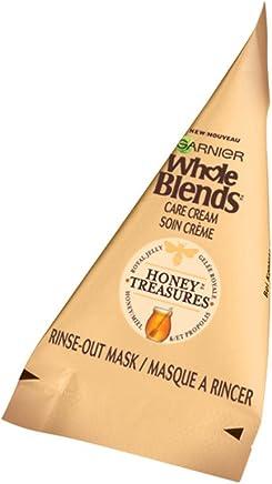 Garnier Whole Blends Care Cream Hair Mask Honey Treasures