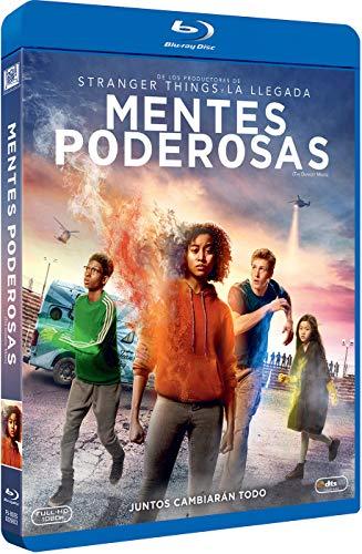 Mentes Poderosas Blu-Ray [Blu-ray]