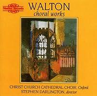 Walton: Choral Works- Missa Brevis | Chichester Service | A Litany (1997-01-07)