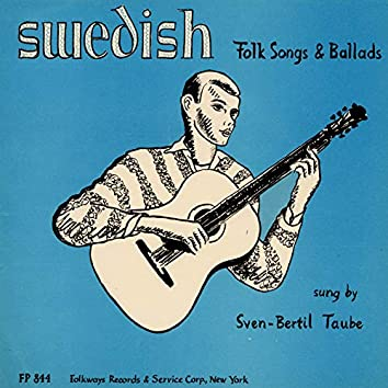 Swedish Folk Songs and Ballads