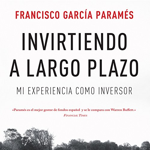 Invirtiendo a largo plazo audiobook cover art