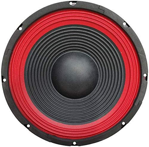 """1 Altavoz Compatible con woofer Karma RED 308 RED308 20,00 cm 200 mm 8"""" 150 vatios rms 300 vatios MAX impedancia 8 ohmios sensibilidad 88 db, 1 Pieza"""