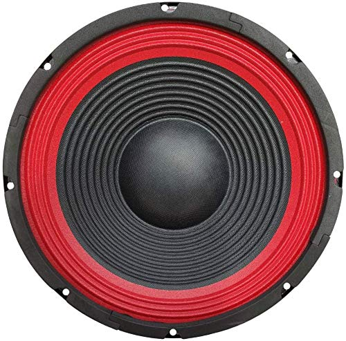 1 Altavoz Compatible con woofer Karma RED 308 RED308 20,00 cm 200 mm 8' 150 vatios rms 300 vatios MAX impedancia 8 ohmios sensibilidad 88 db, 1 Pieza