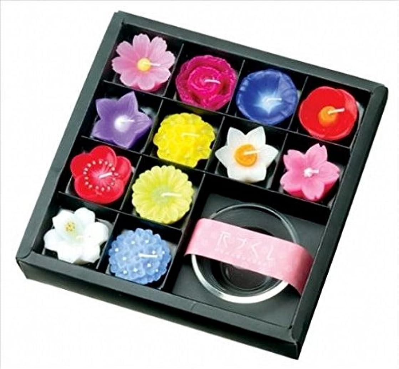 付けるアルカトラズ島発信kameyama candle(カメヤマキャンドル) 花づくしギフトセット キャンドル(A6099000)