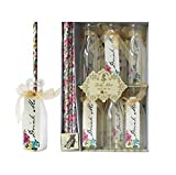 Talking Tables Truly Alice Drink Set Table Décor for a Tea Party, Multicolor (12 Pack)