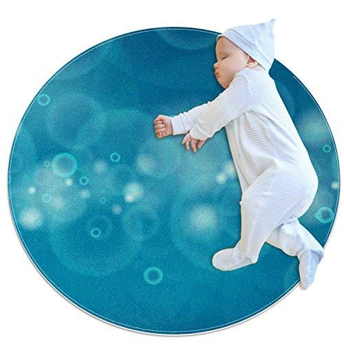 PLOKIJ Dream Blisters Teppich Baby Boden Spielmatten Krabbelmatte Spieldecke für Kinderzimmer Dekoration 80 x 80 cm