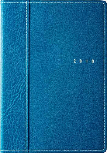 高橋 手帳 2019年 4月始まり ウィークリー シャルム R 4 B6 ブルーグリーン No.634