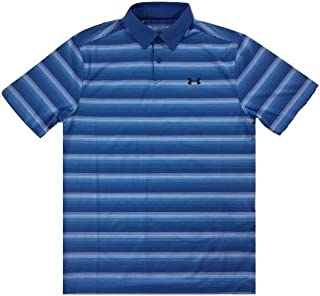 Under Armour Men's CoolSwitch Performance Striped Polo Shirt 1298947