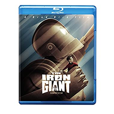 Iron Giant, The: Signature Edition (BD) [Blu-ray]