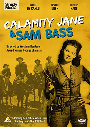 Calamity Jane And Sam Bass [DVD] [UK Import]