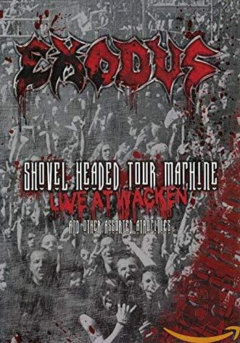 Exodus - Shovel Headed Tour Machine - Live at Wacken [2 DVDs]