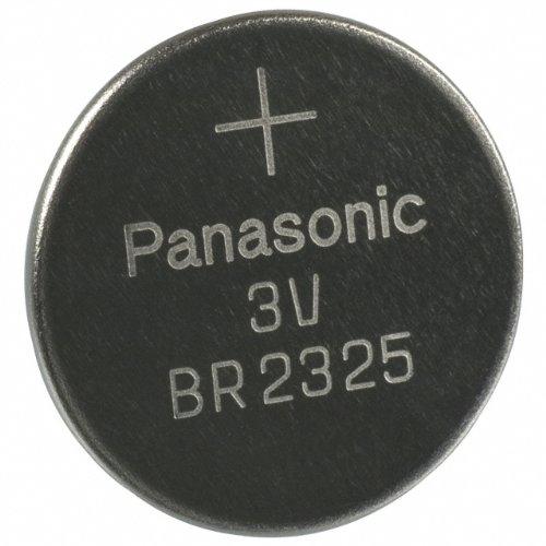 Panasonic Variantenangebot Komplettsortiment CR Lithium Knopfzellen Industrieware - Wählen Sie aus: BR1225 BR2325 CR1025 CR1216 CR1220 CR1612 CR1616 CR1620 CR1632 CR2012 CR2016 CR2025 CR2032 CR2330 CR2354 CR2412 CR2450 CR2477 CR3032 (1, BR2325)