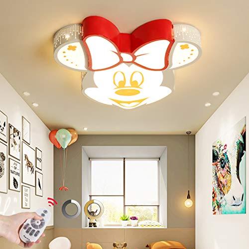 Acryl Deckenlampe LED Tier Cartoon Deckenleuchte Junge Mädchen Lampe Dimmbar Fernbedienung Kreative Spotlight Dekoration Licht Warm Romantisch Designer Wandleuchte Schlafzimmer Decken Leuchte