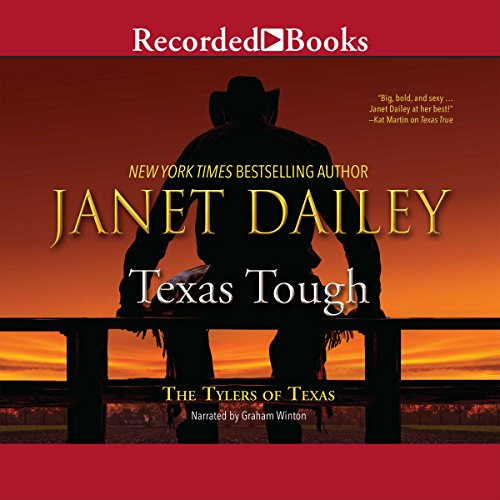 Texas Tough audiobook cover art