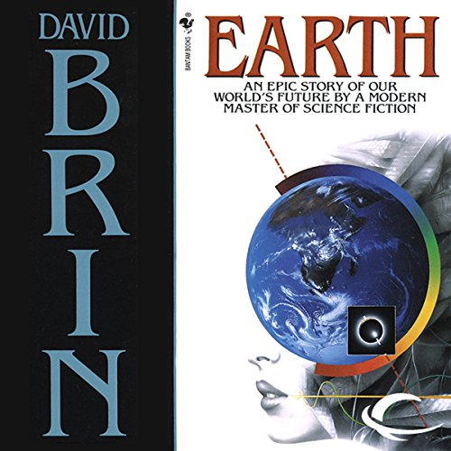 Earth audiobook cover art