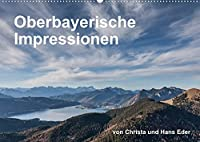 Oberbayerische Impressionen (Wandkalender 2022 DIN A2 quer): Brauchtum, idyllische Plaetze, stimmungsvolle Landschaften (Monatskalender, 14 Seiten )