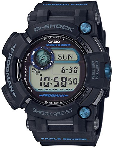 CASIO G-SHOCK Master of G FROGMAN Multi Band 6...