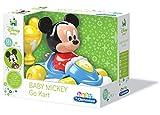 Clementoni- Disney Coche teledirigido Mickey (17093.7)