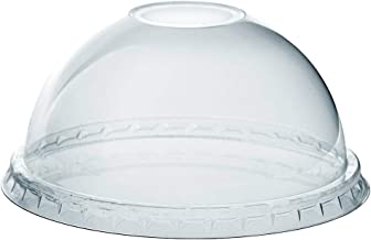 large plastic domes