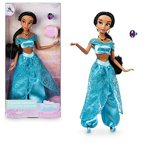 Disney Princess 30cm Princess Jasmine Classic Doll