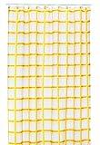 Kela Duschvorhang Laneta gelb, 22103