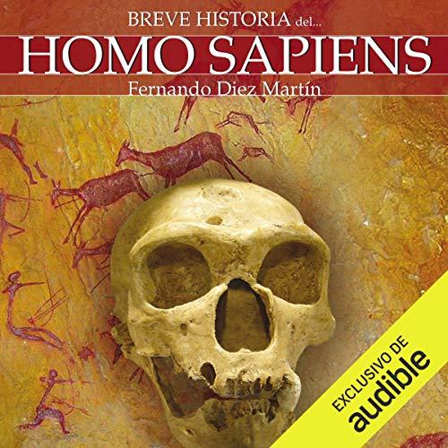 Breve historia del Homo Sapiens cover art