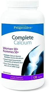 PROGRESSIVE Calcium Wmn 50 Plus Complete, 120 CT