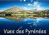 Vues des Pyrénées (Calendrier mural 2021 DIN A3 horizontal): Photographies de paysages de la chaine des Pyrénées (Calendrier mensuel, 14 Pages )
