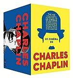 Charlie Chaplin - Le cube - Coffret 10 films