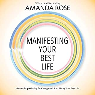 Manifesting Your Best Life audiobook cover art
