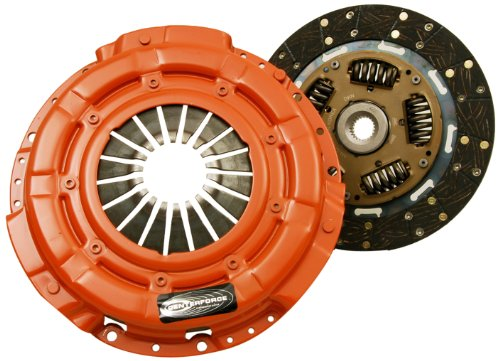 Centerforce CFT116116 Centerforce II, Clutch Pressure Plate and Disc Set '91-92...